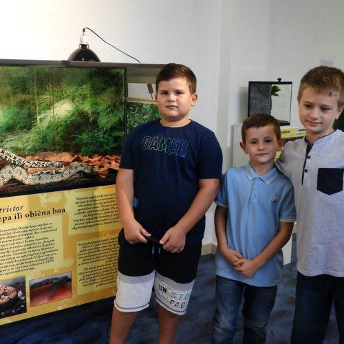 Wadada vijesti Crna Gora na izložbi Prirodnjačkog muzeja